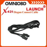 al por mayor bluetooth x431-Lanzamiento original X431 cable de conexión para la unidad principal con Bluetooth