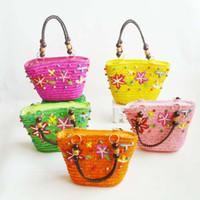 best handbag wholesale - Kids Bags Cute Handbags Childrens Bags Fashion Bag Flower Handbags Girls Bags Best Handbags The Handbag Hand Bag Best Handbags C3916