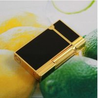 act stocks - Authentic quality audible words act as purchasing agency is peng dupont lighters Black gold classic version
