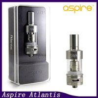 Wholesale Atlantis Tank RDA Atlantis Atomizer E Cigarette fit battery mod pk nautilus BVC BDC mini protank Clearomizers mod E Cig hot