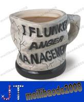 Wholesale Fashion Mugs England Anger Management Mug Big Mouth Toys Ceramic Mugs Fashion ceramic coffee mugs Big Mouth MYY14773