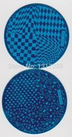 art modes - New Designs Blue Mode ROUND CM DIAMETER hehe Series Stamping Nail Art Plate Different Designs Image Plate For You X001