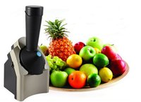Wholesale Fruit ice cream machine maker V V