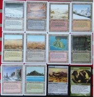 Wholesale Single Choice Magic the gathering proxy cards mtg cards board games Choose from the given cards list