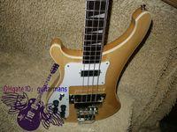 left handed bass guitar - Retail Custom Natural Strings Bass Guitar Left Handed Bass Guitar