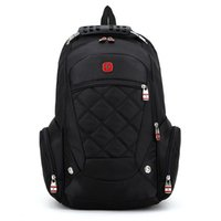 air china luggage - New Laptop Backpack Swiss Business Mochila Masculina inch Nylon Men Backpacks Women s Luggage Travel bags Sports Bag