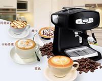 Wholesale Top fashion The newest Hot sale Italian espresso coffee machine bar coffee maker Plug accept to be changed home use coffee machine
