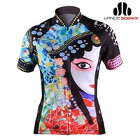 Wholesale 2013 SOBIKE Women s YKK Cycling Summer Outdoor Sportswear Racing Bicycle Cycling Clothing Short Sleeve Jersey Opera Size XS