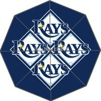 bay fabric - Custom MLB Team Tampa Bay Devil Rays Portable Fashion Foldable Umbrella