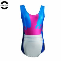 bar one clothing - OPCOLV Summer Style Women Sexy Print Bar Cup Sprite Drink Cookie Swimwear Casual Beach Swimsuits Clothes d One Piece Bodysuit