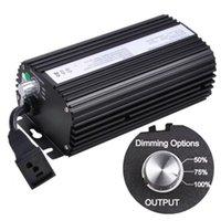 hps mh grow light - W Electronic Dimmable HPS MH Grow Light Ballast Watt Digital V UL