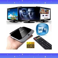 Wholesale X New Bluetooth version EKB311 CS918 Quad core tv box with Android GB GB RK3188 nm Cortex A9 mini pc T R42