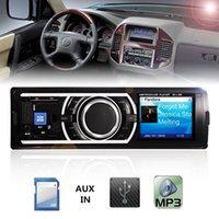 auto receivers - Car Vehicle Music Sound Auto Car Vehicle Audio Stereo In Dash MP3 Player Radio FM USB SD Receiver Remote USB SD AUX MMC