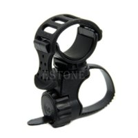 Wholesale Degree Cycling Bicycle Bike Mount Holder for LED Flashlight Torch Clip Clamp
