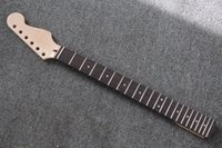 Wholesale Top quality Fret dot inlay Electric Guitar Neck with korea truss rod