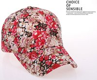 Wholesale New arrival Korean Fashion Women cap Summer outdoor hat Cotton Sunhat Ball caps DHL