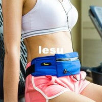 Wholesale Fashion Hot Tuban Travel Outdoor Running Multifunction Headphone Jack Phone Accessories Sports Waist Bag Belt Anti theft Reflective Terms