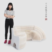 amazing furniture - eighteen paper furniture master design creative novelty amazing beanbag chair backrest Armchairs