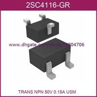 Wholesale 2SC4116 GR LF TRANS NPN V A USM SC4116 GR C4116 SC4116
