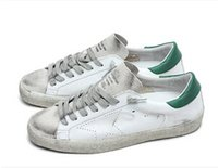 Wholesale Golden Goose GGDB Europe station new Korean version of the male and female couple shoes casual sports shoes latest green heel rub o