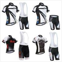 Wholesale NEW men s sports wear road racing mountain bike Cycling jersey clothing bib Shorts set ropa ciclismo cycle wear XS XL XB33