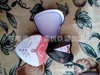 heart shaped tin box - 100pcs heart shape wedding metal tin favor box Candy Box