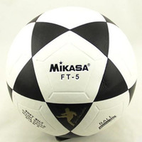 Wholesale Official Mikasa FT Leather Soccer Balls Size PU Leather High Quality Official Match Football Balls Hot Sale SP