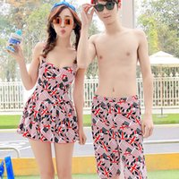 british sexy girls - 2015 New Women Skirt Swimwear Couple swimwears British flag Printing UK USA Flag Sexy One pieces Swimsuit Straps Girls Skirt Bathing suit