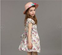 Cheap 2015 Summer princess Children's wear baby girl dress Beautiful kids toddler tutu Maxi dresses girls. for 4-10 years . 4 color