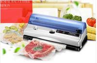 Wholesale Household Vacuum Sealer FoodSaver Food Preserver Vacuum sealing machine Packing Machine