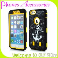 goods in china - Hybrid Case for iphone TPU PC in Anchor Covers for Apple Brand iphone inch Good Price Made in China
