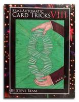 semi automatic - Steve Beam Semi Automatic Card Tricks Volume Only card magic ebook send via email