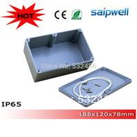 Wholesale 2013 Hot sale aluminium enclosure aluminium box IP67