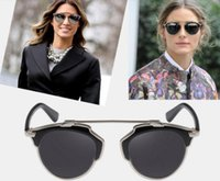 Wholesale 2015 The new sunglasses Lena with model Men s and women s sunglasses To report