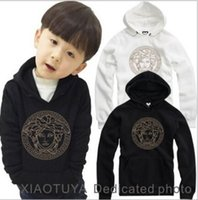 Wholesale 100 Cotton Family fitted Retail XL cm Adults kids hoodies Cotton hoodie Sweatshirts Pullover Korean high quality