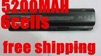 Wholesale 5200MAH CELLS NEW Laptop Batteries for HP Pavilion G4 G6 G7 CQ42 CQ32 G42 CQ43 G32 DV6 DM4 Batteries MU06