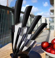 ceramic knife set - High Quality New Ceramic knife Gift Set inch inch inch inch peeler Knife holder Ceramic Knife Sets Kitchen Knife