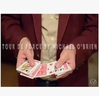 big force - Tour de Force by Michael O Brien magic trick send by email