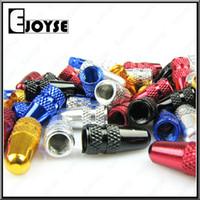 Wholesale Ejoyse bike bicycle presta valve cap valve top cap valve sealing cap tire valve cap inner tube valve cap