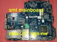 agp hdmi - Freeshipping m851 mbx layer rev p vgn nw series laptop a1747079a motherboard a1747081a