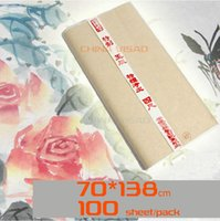 Wholesale Chinese Xuan Paper cm Creative painting ink painting Chinese calligraphy thicken Rice paper