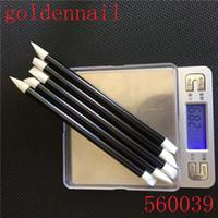 art grade - Golden Nail Top Grade Acrylic Nail Art Brush Sets Nail Salon Brushes for Nail Art Painting Design