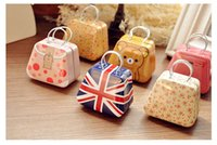 best iron food - Best price Creative handbag bag iron Mini Storage small tin coin box candy box