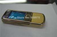 arte replacement - For Nokia arte gold arte housing withThe front and rear panels full drill for Nokia mobile phone replacement