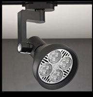 alternative stores - 35W clothing stores led spotlights par30 track light rail alternative watt metal halide lamp