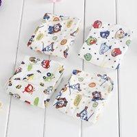 suits for 4 year old boys - Boy underwear cute cartoon car boys triangle underwear suit for year old cotton panties children s underwear