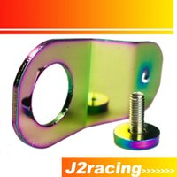 Wholesale J2 RACING STORE NEW NEO CHROME Aluminum Radiator Stay For Honda civic EK AP DC PQY RS61CR