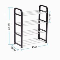 Wholesale layers DIY combination shoe rack with dust cover Take in Container Home finishing helper Housing and accommdation Shoe shelf