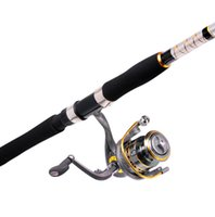 Wholesale 1 m Telescopic Fishing Rods Ocean Boat Rock Beach Fishing Ultra Light Surf Casting Spinning Rod Pole Fishing Tackle