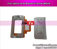 Wholesale Aluminum Mould Bezel Frame Mold For iPhone Repair Tool Machine for Cracked LCD Replacement